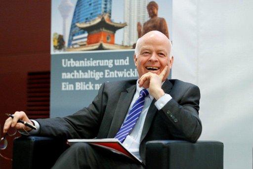 Billy Cobbett, Director of Cities Alliance