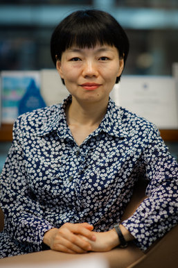 Jingmin Huang, Senior Urban Development Specialist at the Asian Development Bank