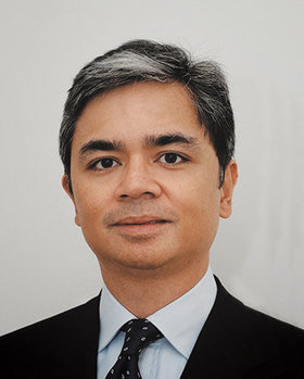 Paolo Sison, Gavi's Director for Innovative Finance