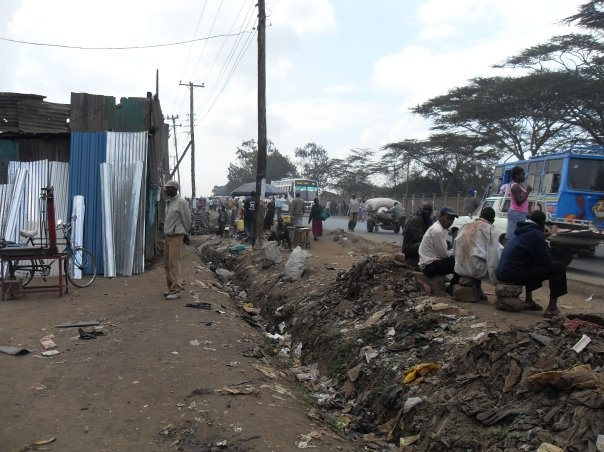 In Nairobi 42 percent of the urban population walks to work