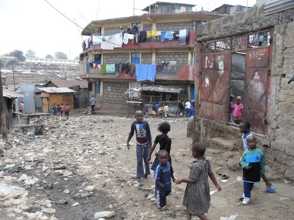 Some 60 to 70 percent of the population in Sub-Saharan Africa lives in informal settlements that lack basic infrastructure and services