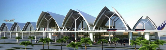 A consortium of local banks financed the public-private partnership to expand Mactan Cebu Airport, Philippines