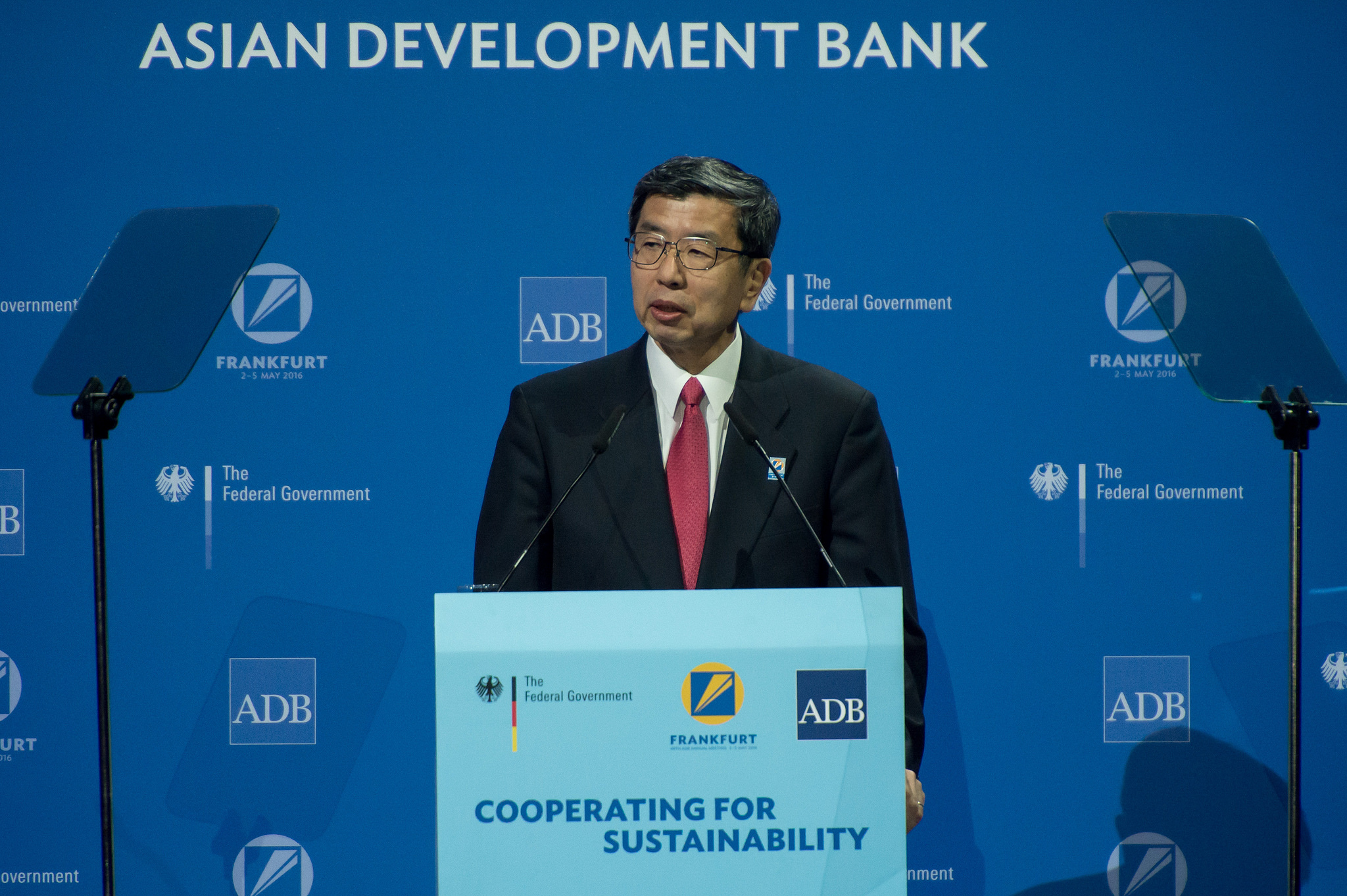 Of the asian development bank