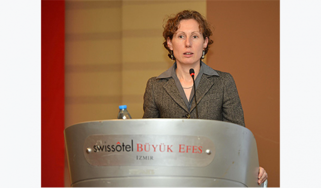 Elena Bourganskaia, Global Head of Water & Municipal Infrastructure, International Finance Corporation