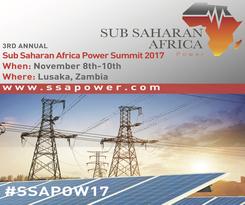 Sub Saharan Africa Power Summit @ Lusaka | Lusaka Province | Zambia