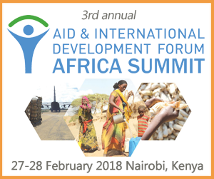 3rd Annual Aid & Development Africa Summit 2018 @ Safari Park Hotel Nairobi  | Kenya
