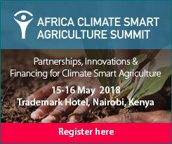 Africa Climate Smart Agriculture Congress @ Trademark Hotel  | Nairobi | Nairobi County | Kenya