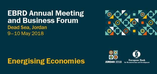 EBRD 2018 Annual Meeting and Business Forum @ King Hussein bin Talal Convention Centre | 0