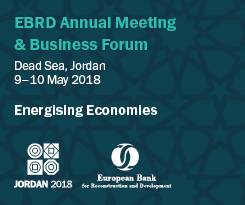 EBRD Annual Meeting Jordan