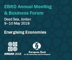 EBRD Annual Meeting Jordan